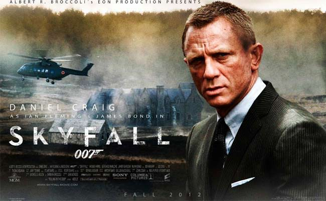 Skyfall Theme Song: A modern masterpiece of melodic composition