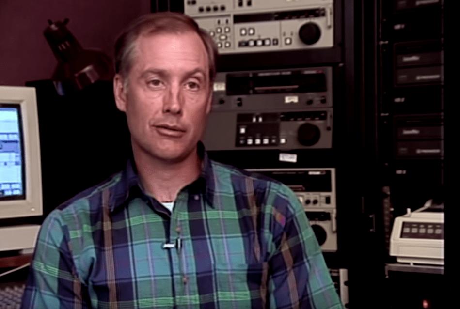 sound designer Ben Burtt
