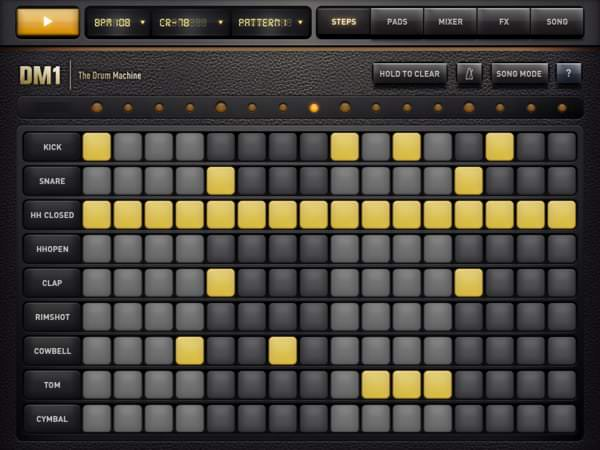 Top 5 Best iPad Drum Machine Apps